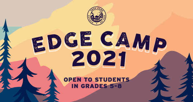 Edge Camp Promotion